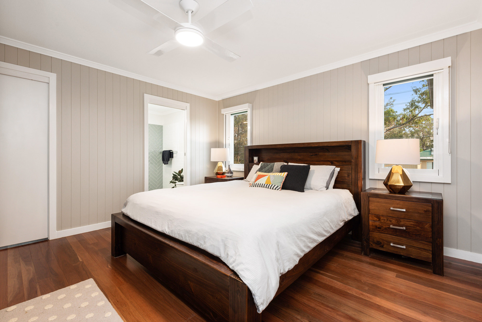 Master Suite for an extension in Oxley Brisbane